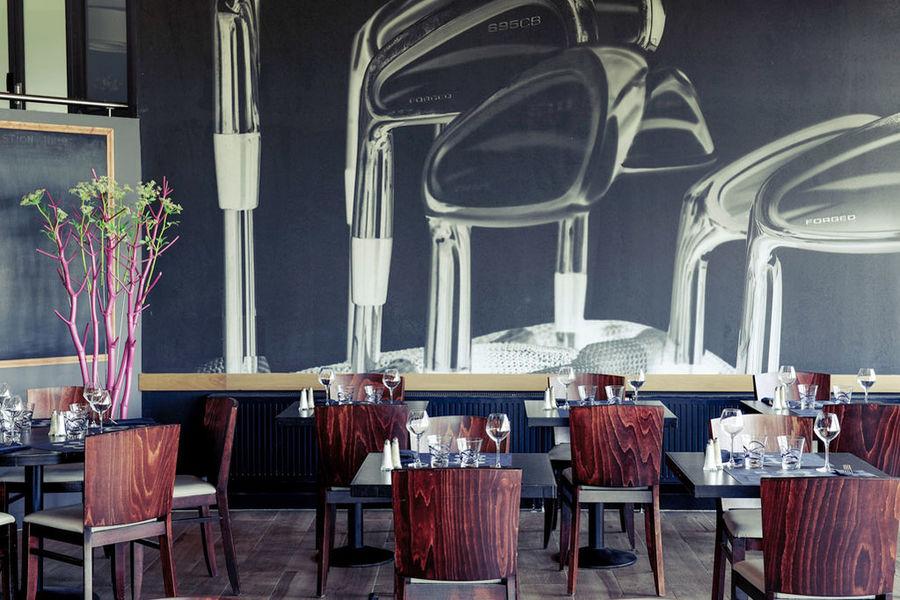 Mercure Toulouse Aeroport Golf de Seilh **** Restaurant