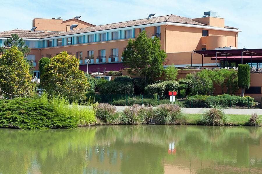 Mercure Toulouse Aeroport Golf de Seilh **** Extérieur