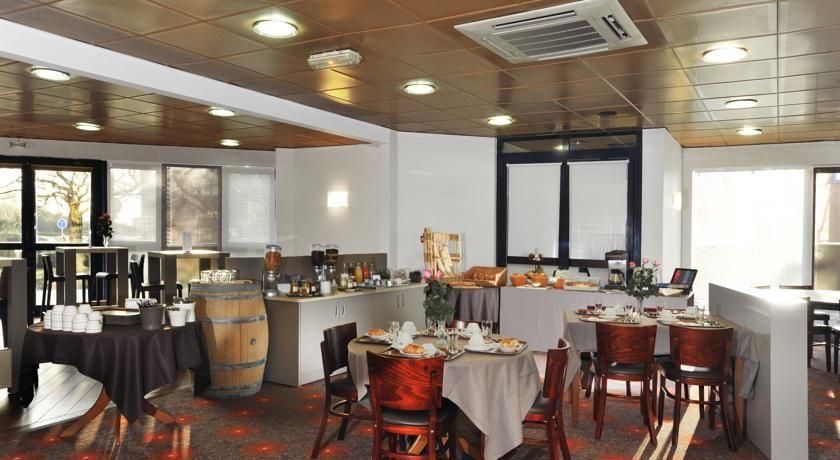 Brit Hôtel Rennes Saint-Gregoire *** 26