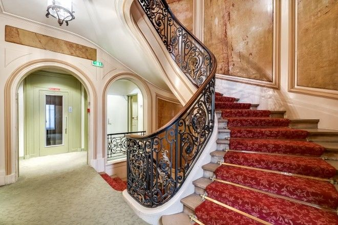 Normandy Hotel **** Intérieur