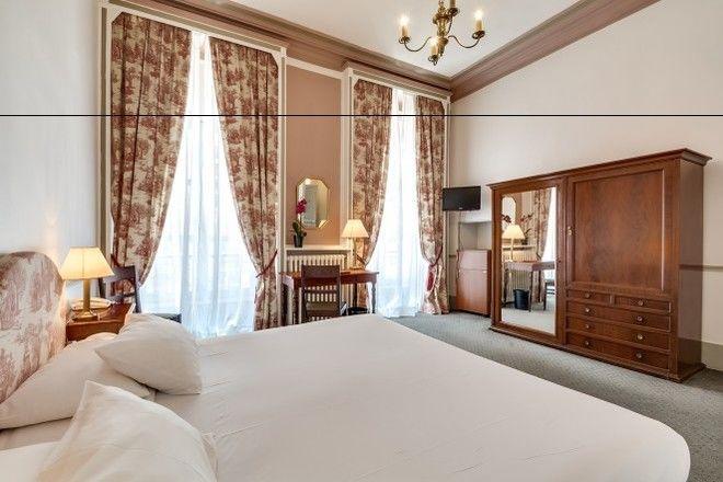 Normandy Hotel **** Chambre