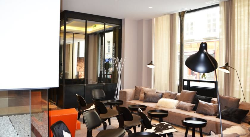 Balthazar Hôtel & Spa ***** Intérieur