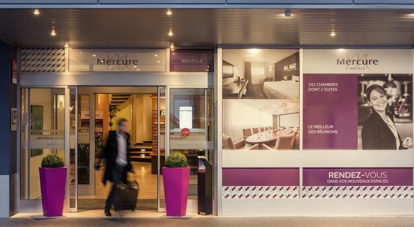 Mercure Rennes Centre Gare **** 29