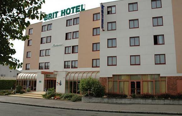 Brit Hotel Amandine *** 1