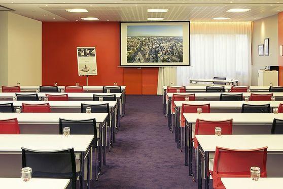 Salle séminaire  - Mercure Nantes Centre Grand Hôtel ****