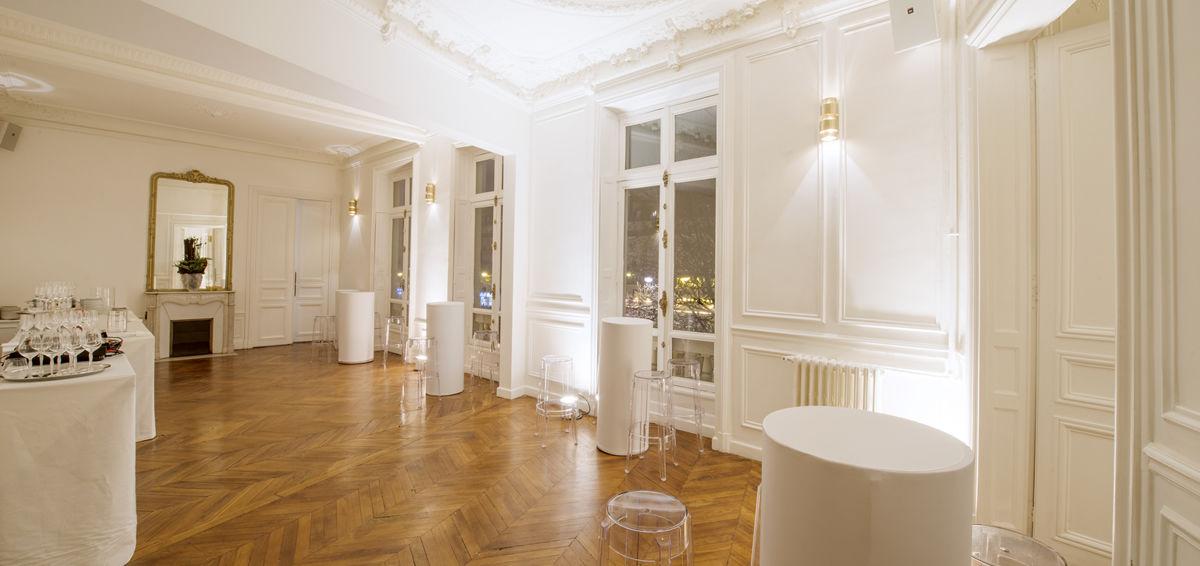 Pavillons Étoile & Presbourg Etoile