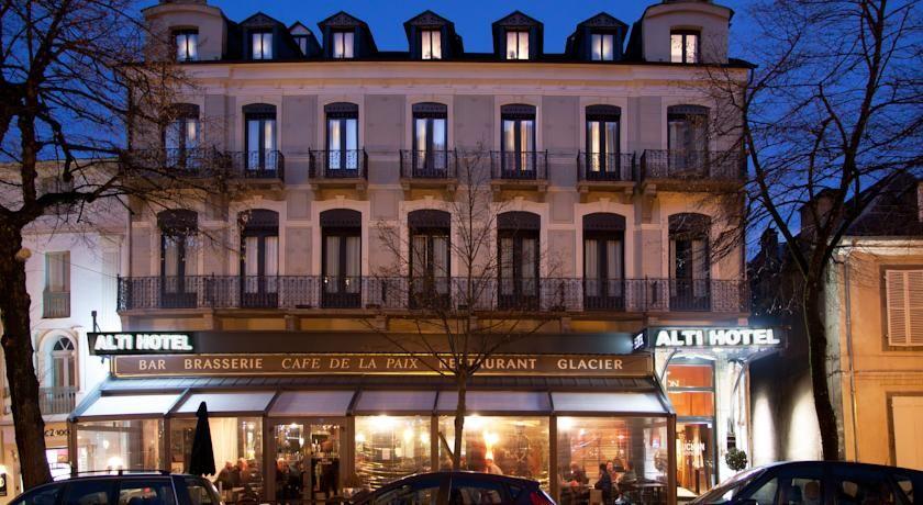 Hôtel Acta Luchon **** 1
