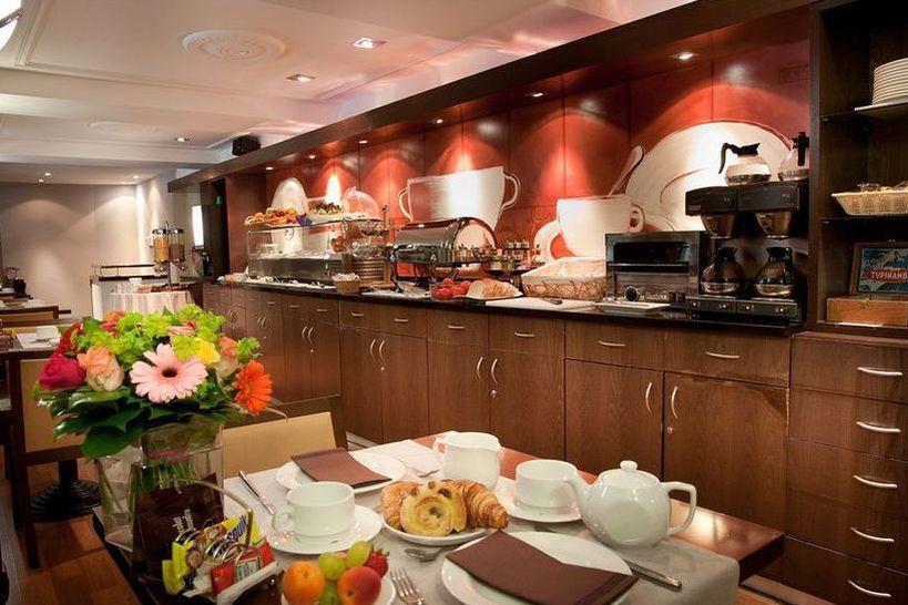 Hôtel Acta Luchon **** Petit-déjeuner
