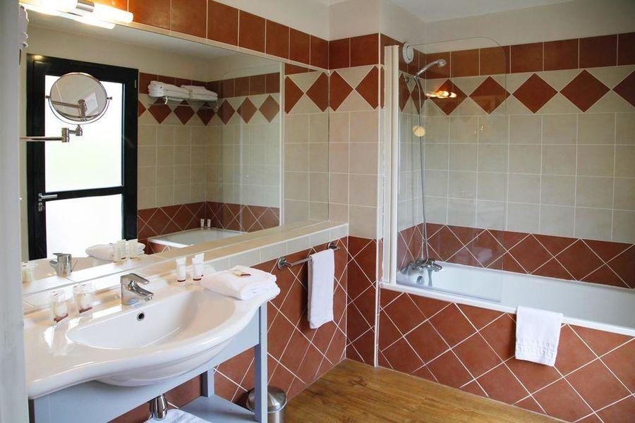 Appart'Hôtel Odalys les Floridianes *** Salle de bain