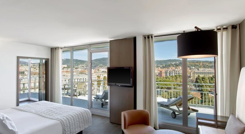 Hôtel le Méridien **** 35