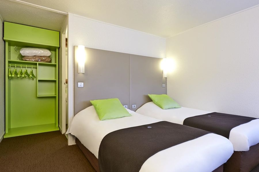 Campanile Rennes Ouest - Cleunay *** Chambre