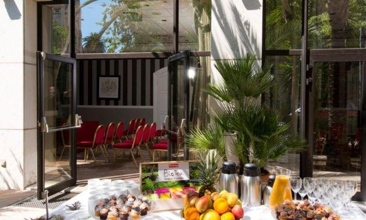 Holiday Inn Nice Centre **** Terrasse