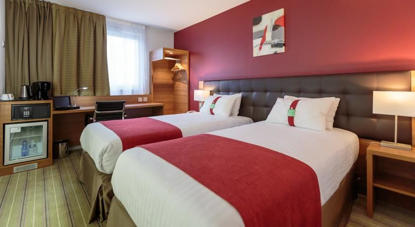 Holiday Inn Clermont Ferrand Centre *** Chambre