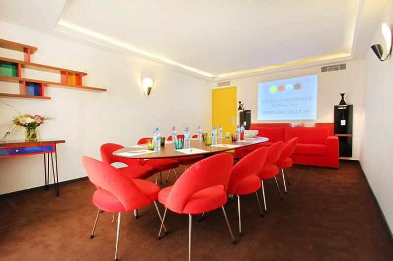 Hôtel La Résidence du Vieux Port Espace 201