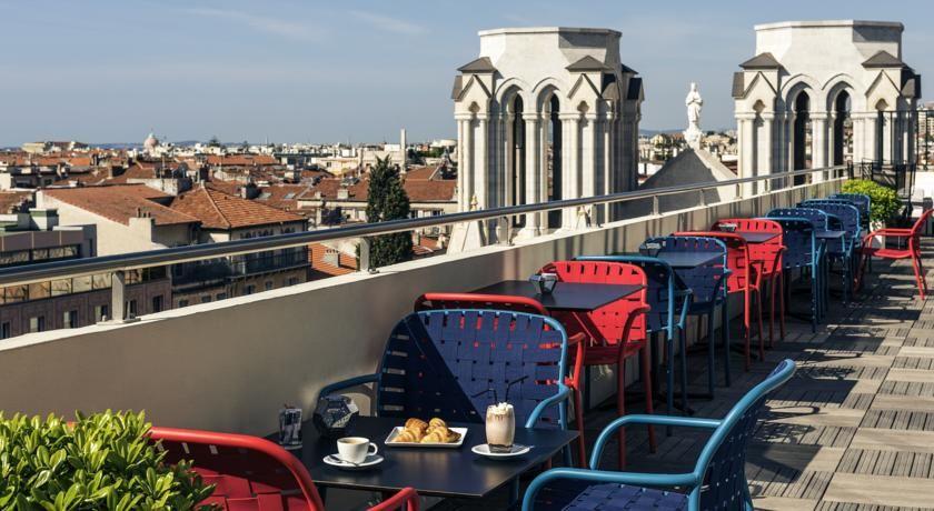 Hôtel Mercure Nice Centre Notre Dame **** 4