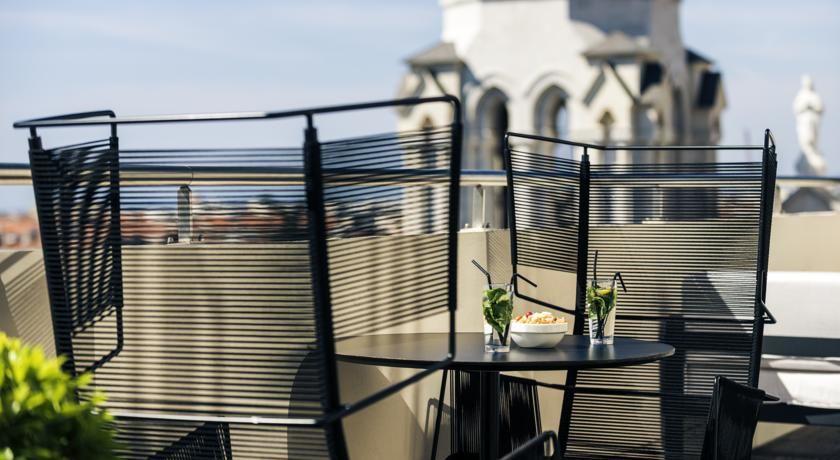 Hôtel Mercure Nice Centre Notre Dame **** 6