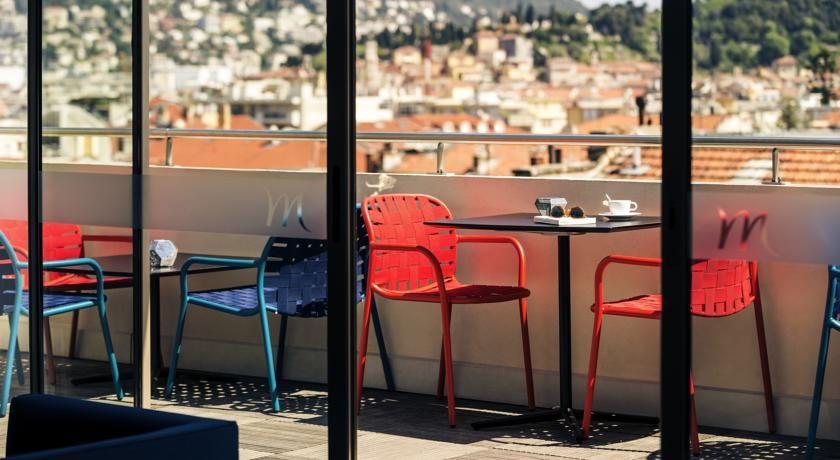 Hôtel Mercure Nice Centre Notre Dame **** 12