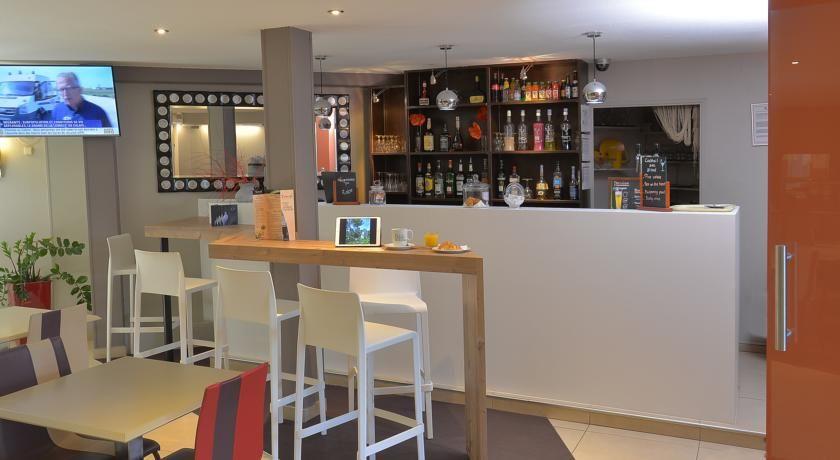 Hôtel Kyriad Montpellier Est Lunel Bar