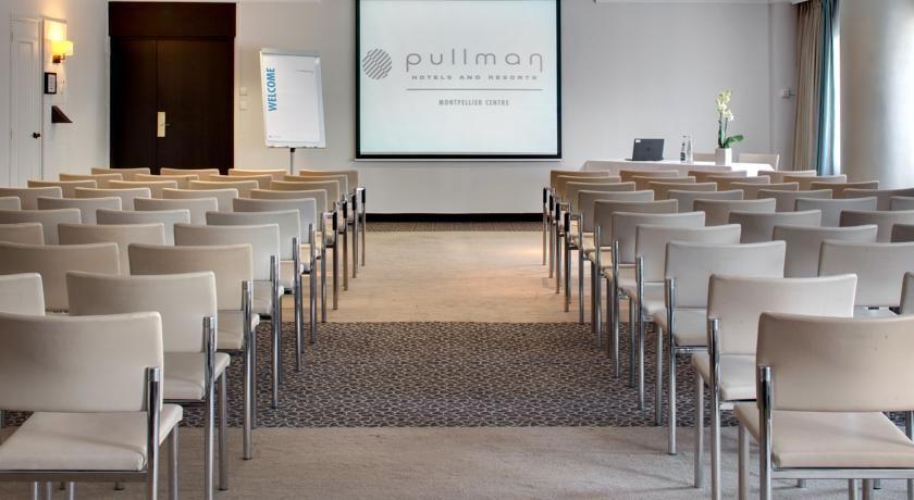 Pullman Montpellier Centre **** Salle de séminaire