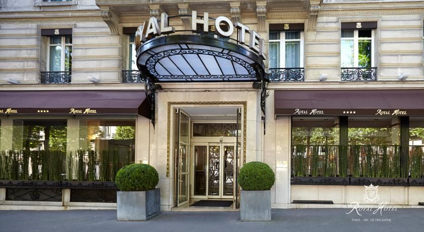 Royal Hôtel **** 2