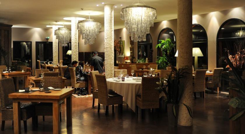 Disini Hôtel Restaurant & Spa **** 7