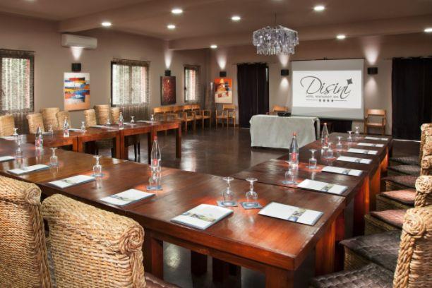 Disini Hôtel Restaurant & Spa **** Salle de séminaire