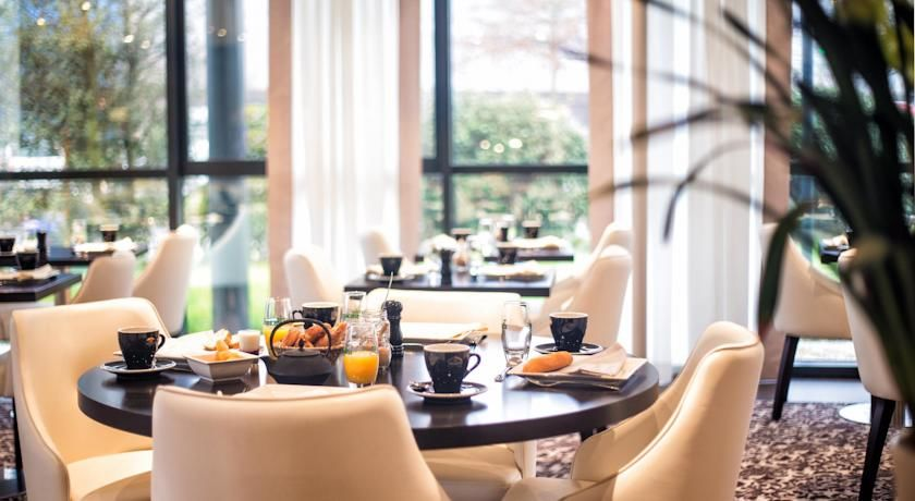 Le Colisée Hôtel & SPA *** Restaurant
