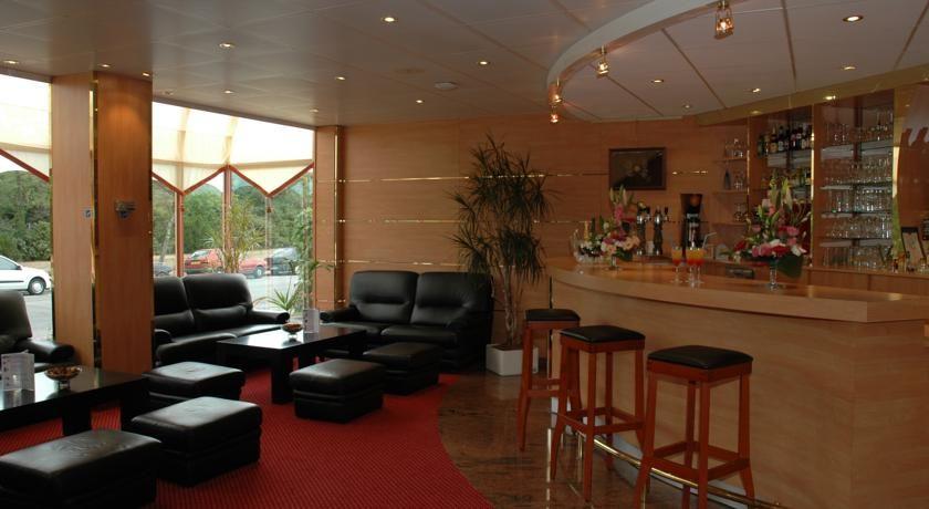 Brit Hotel Amandine *** Bar