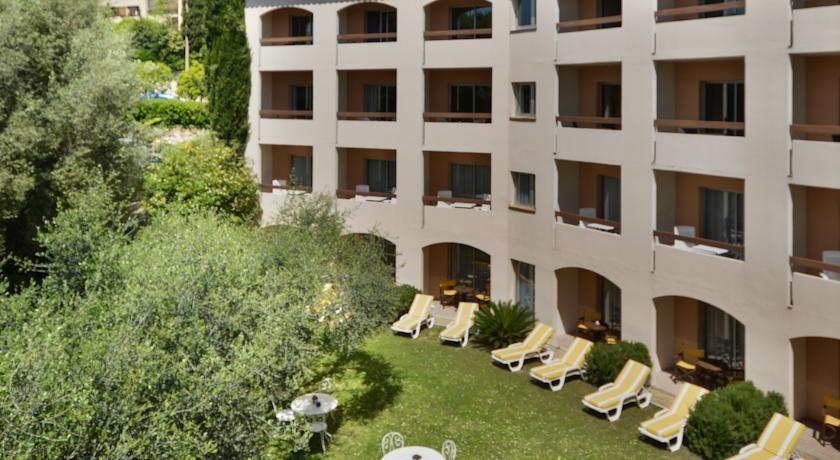 Inter-Hôtel Le Floréal Vence *** 33