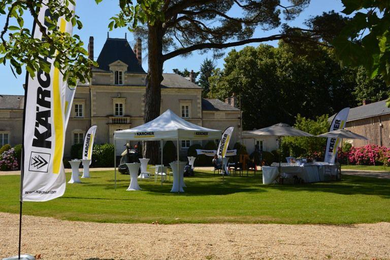 Chateau De La Pigossiere Extérieur