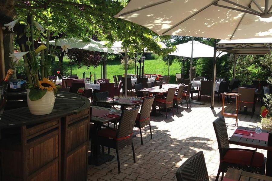 Restaurant Chez Sophie Terrasse