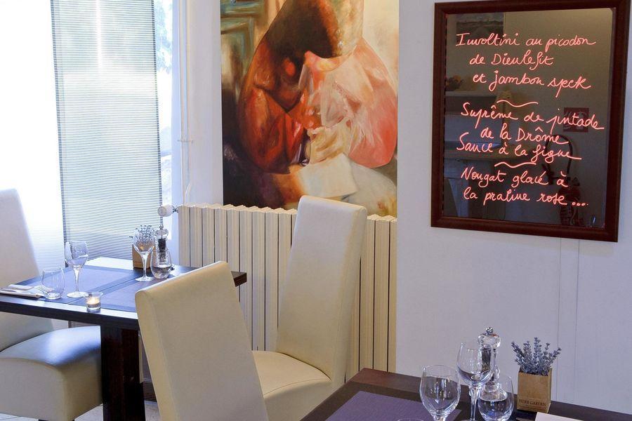 Le Mistral *** Restaurant
