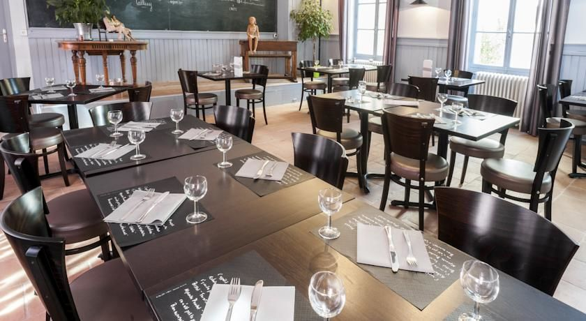 Château Talluy *** Restaurant