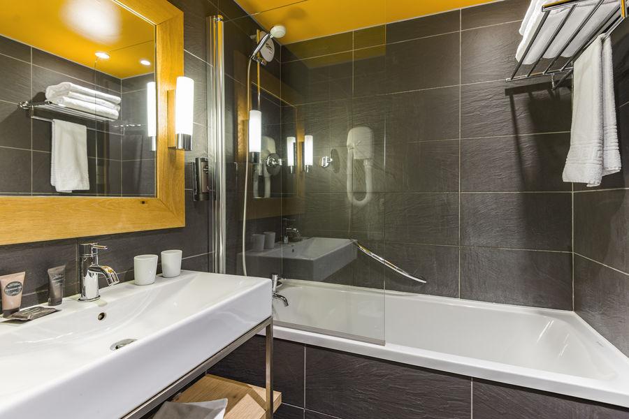 Le Refuge des Aiglons **** Salle de bain