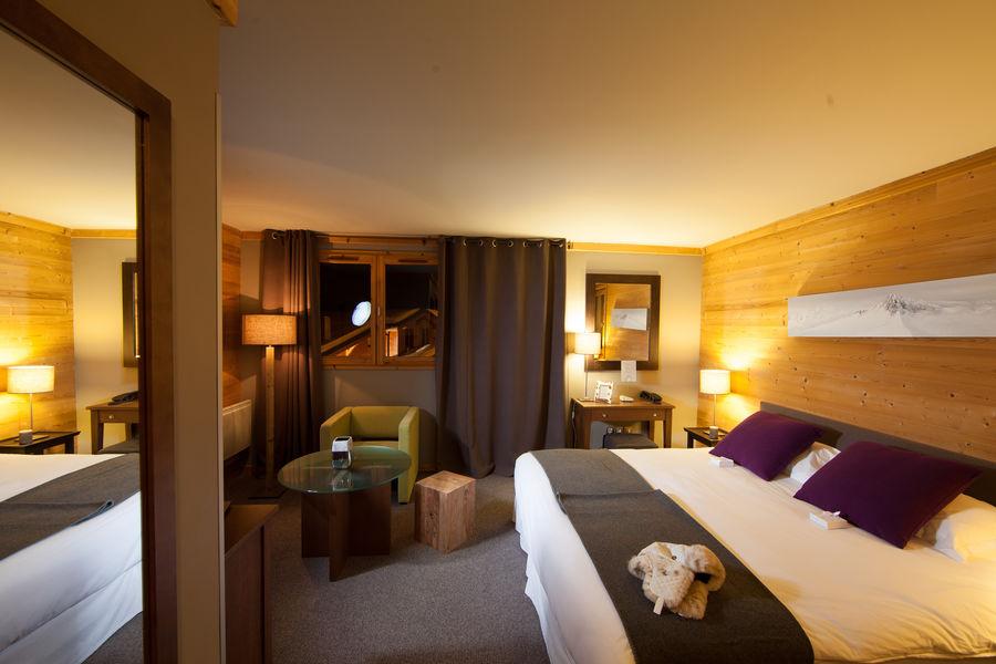 Chalet Hôtel Kaya **** Chambre