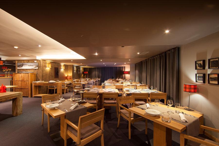 Chalet Hôtel Kaya **** Restaurant