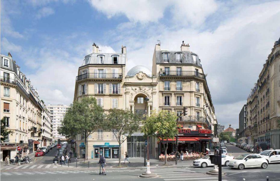 Fondation Jérôme Seydoux - Pathé Extérieur