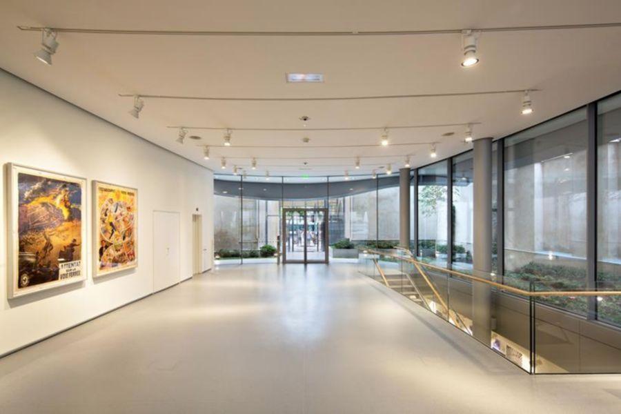 Fondation Jérôme Seydoux - Pathé Rez-de-chaussée