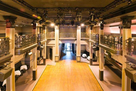 Salle séminaire  - Club Haussmann