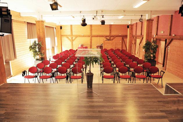 NeaClub Anncy Salle de séminaire