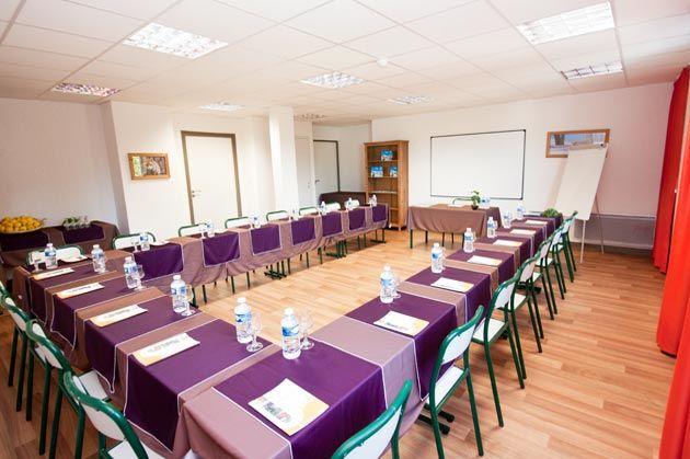 NeaClub Valloire  Salle de séminaire