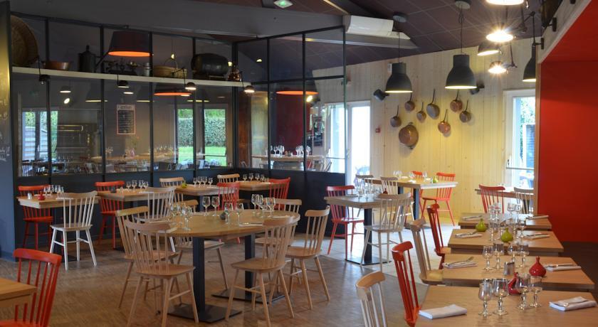 Hôtel Nuit de Retz & SPA **** Restaurant