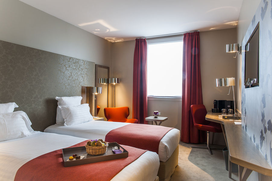 Best western Plus Paris Vélizy **** 5