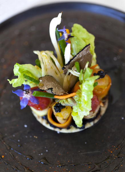 Le Mas Des Herbes Blanches Relais & Châteaux ***** Proposition culinaire