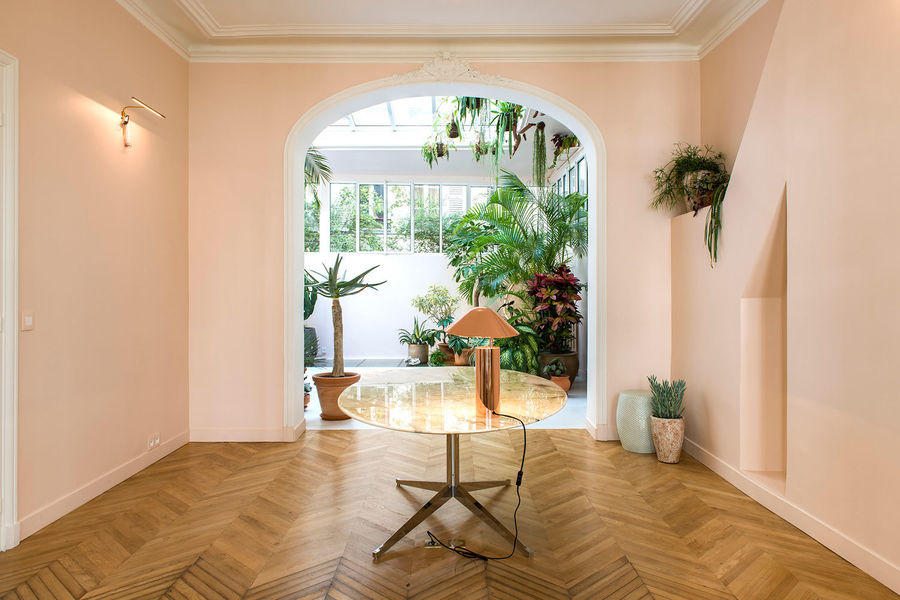 Villa Rose Jardin d'Hiver
