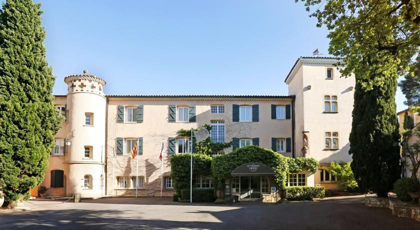 Hôtel le Pigonnet Aix-en-Provence ***** 11