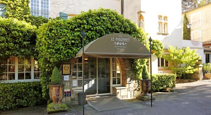 Hôtel le Pigonnet Aix-en-Provence ***** 14