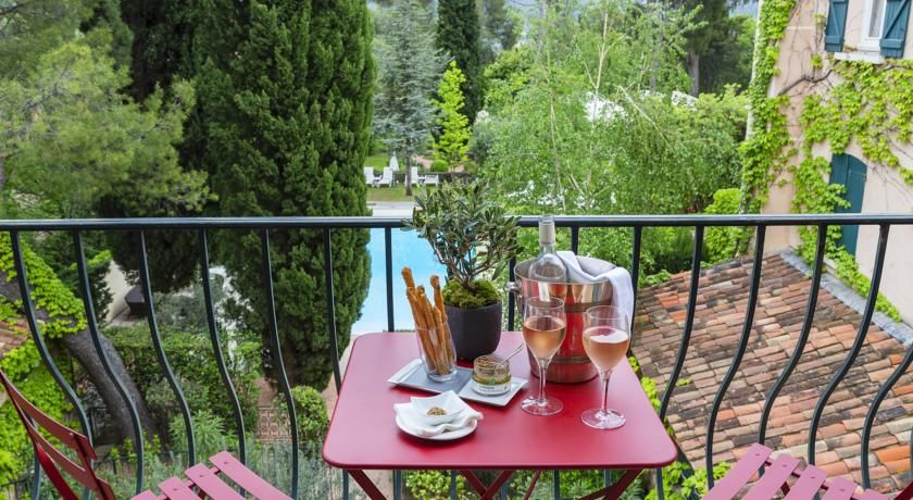 Hôtel le Pigonnet Aix-en-Provence ***** 30