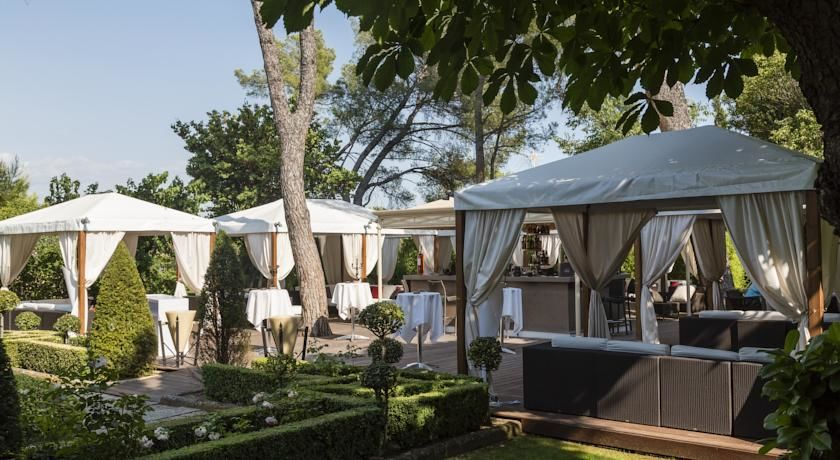 Hôtel le Pigonnet Aix-en-Provence ***** 36