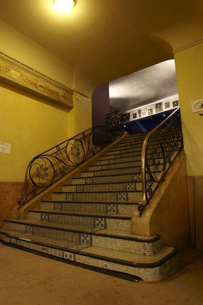 Le Théâtre Palace Intérieur
